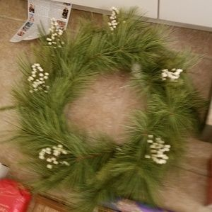 Heath and Hand Winter Wreath New